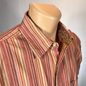 Robert Graham Shirts - Robert Graham XL Shirt Mens Size X Large Flip Cuff